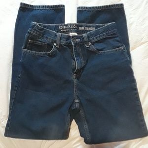 Boys Roebuck & Co. Jeans